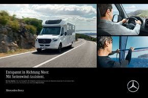 Already there. The new Sprinter for Camper Vans