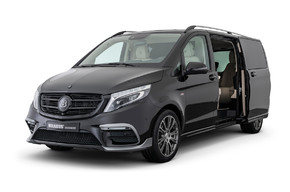 Die Mercedes-Benz V-Klasse mit exklusivem BRABUS Business Plus Interieur