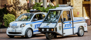 smart forcops: New York City Police Department bestellt 250 smart
