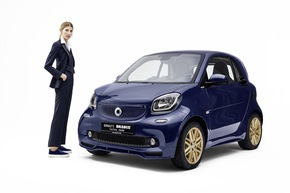 smart fortwo tailor made by Veronika Heilbrunner